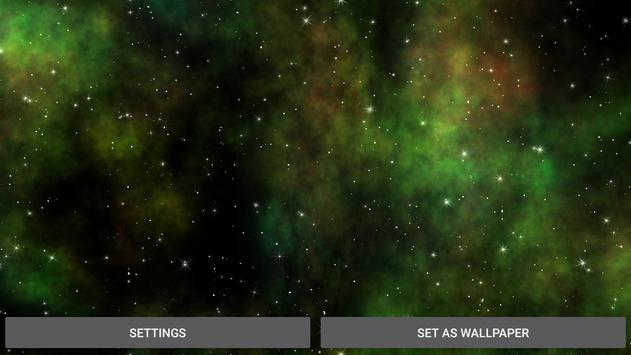 Space LWP (Demo) apk screenshot