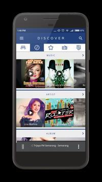 MNC Trijaya FM Semarang screenshot 4