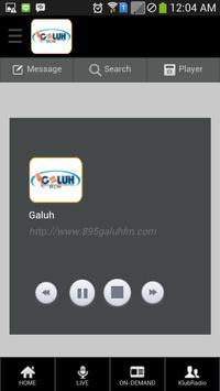 Galuh 89.5 FM - Tasik screenshot 1