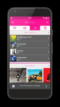 Gema FM Karawang apk screenshot
