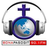 Bonapasogit FM - Tarutung icon