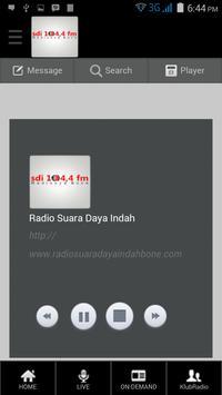 SDI FM - BONE screenshot 2