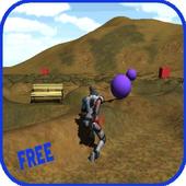 Body Shooter - Kick Man 3D icon
