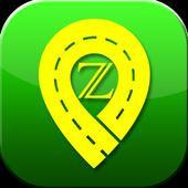 ZamTaxi Driver icon