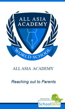 All Asia Academy - School Dino poster