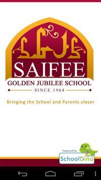 SGJS - School Dino poster