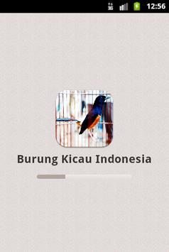Burung Kicau Indonesia poster