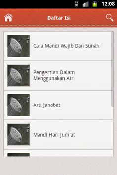 Panduan Mandi Wajib Dan Sunah screenshot 6