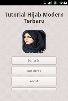 Tutorial Hijab Modern Terbaru screenshot 5