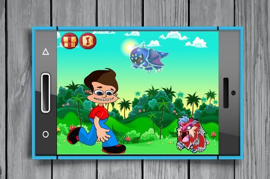 jimmy adventures run apk screenshot