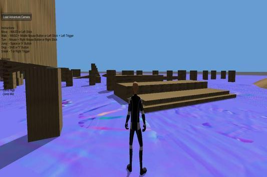 Parkour Jeu - Parkour Carte apk screenshot