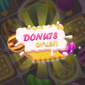 Donuts Crush - Match 3 Game icon