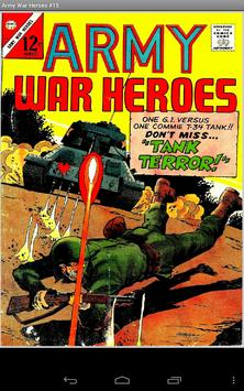 Army War Heroes #15 poster