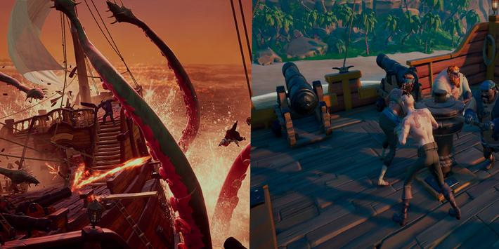 Guide For -Sea_of thieves- Gameplay screenshot 3