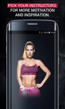 ZANUM - Smart Fitness Training apk screenshot