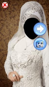 Hijab wedding photo frames 2018 screenshot 5