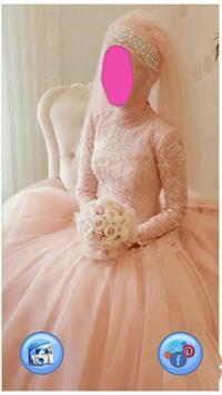 Hijab wedding photo frames 2018 screenshot 9