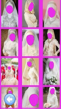 Hijab wedding photo frames 2018 screenshot 11