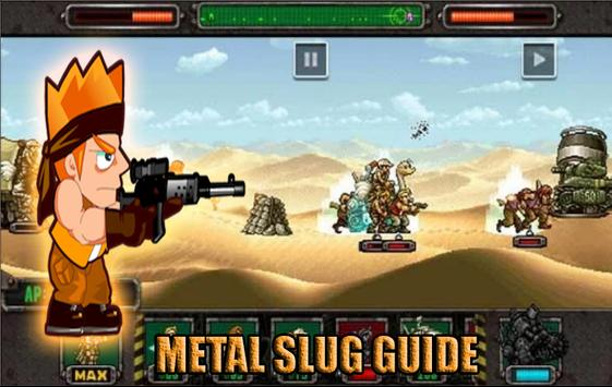 Guide Metal Slug screenshot 2