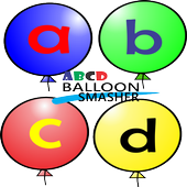 ABCD Balloon Smasher icon