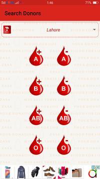 Blood for Life - ZASA apk screenshot