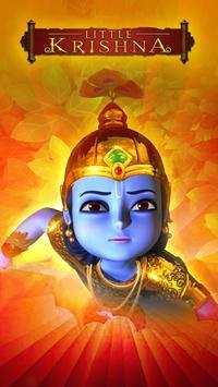 Little Krishna पोस्टर