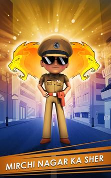 Little Singham captura de pantalla 22