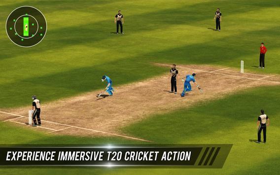 T20 Cricket Champions 3D apk स्क्रीनशॉट