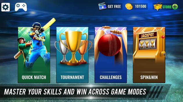 T20 Cricket Champions 3D पोस्टर