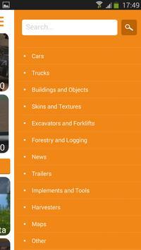 Farming simulator 17 mods 1 7 (Android) - Download APK