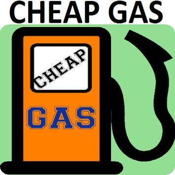 Cheap Gas AnyPlaceUSA poster