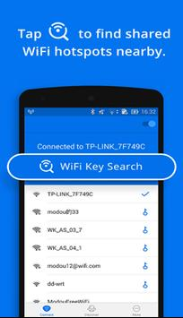 Wifi Locating Key apk screenshot