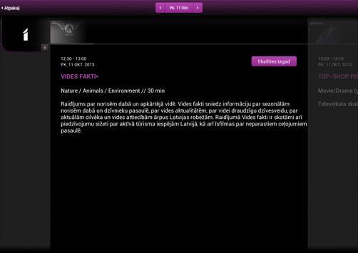 BaltcomTV screenshot 14