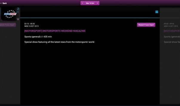 BaltcomTV screenshot 10