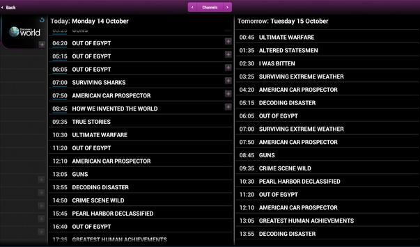BaltcomTV screenshot 11