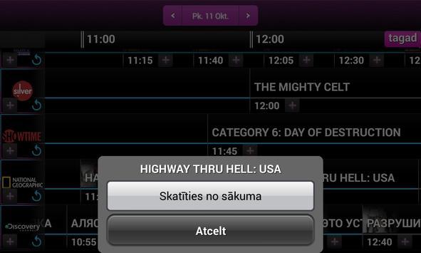 BaltcomTV screenshot 4