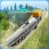Offroad Oil Tanker Transporter icon