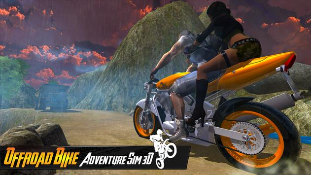 Offroad Bike Adventure Sim 3D apk screenshot
