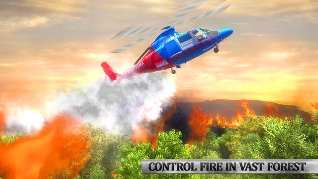Real Firefighter Rescue Sim 3D: Emergency Driver screenshot 4