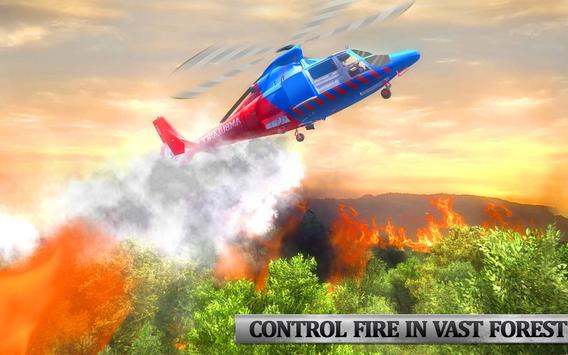 Real Firefighter Rescue Sim 3D: Emergency Driver poster
