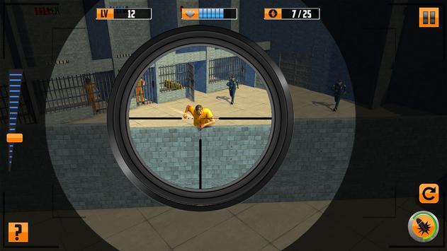 Real Hero Sniper Assassin 2017 apk screenshot
