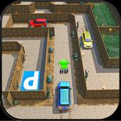 Parado Car Maze Parking Adventure 2018 icon
