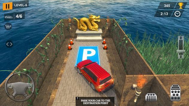 Parado Car Maze Parking Adventure 2018 screenshot 5