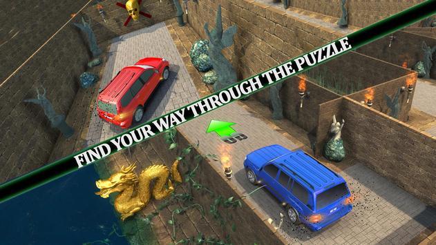 Parado Car Maze Parking Adventure 2018 screenshot 8