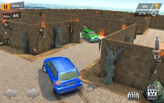 Parado Car Maze Parking Adventure 2018 screenshot 12