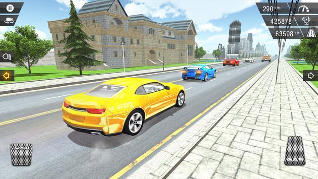 City GT Car Racer in Traffic apk screenshot