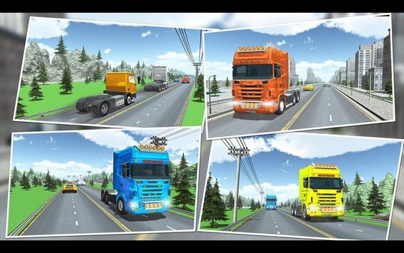 Racing In Truck apk screenshot