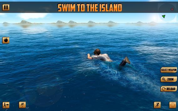 Ocean Raft Survival Mission apk screenshot