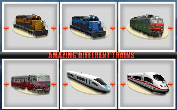 Train Racer Simulator 2017 apk screenshot