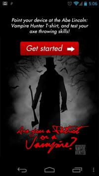 Abe the Hunter poster